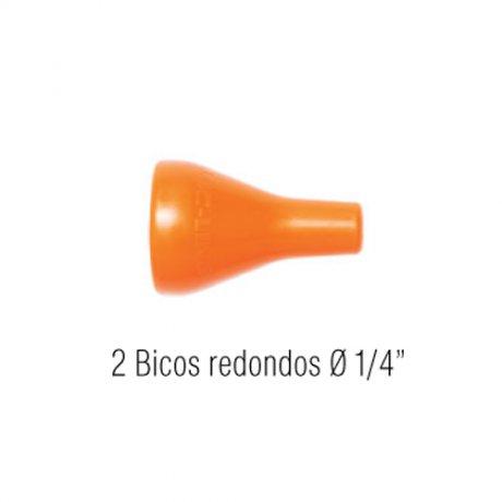 Jogo Bicos Redondos 4-L - Fixoflex