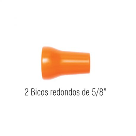 Jogo Bicos Redondos 5/8