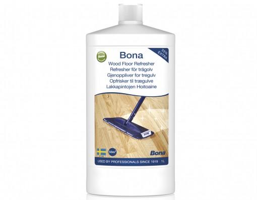 Bona Care Refresher - Restaurador de brilho de piso de madeira - 1 litro - Bona