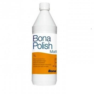 Bona Polish Matt - Renovador de piso de madeira fosco - 1 litro - Bona