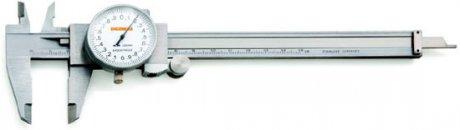 Paquímetro com Relógio - 300mm - Leit. 0,02mm - Digimess