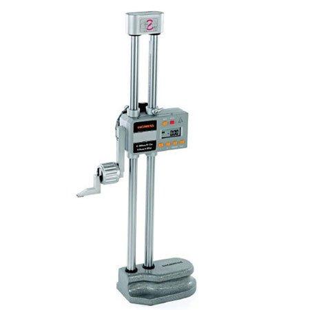 Calibrador Tra�ador de Altura Digital com Duas Colunas - 500mm - Digimess