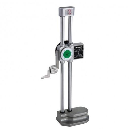 Calibrador Traçador de Altura com Contador Mecânico  - Leit. 0,01mm - 600mm - Digimess
