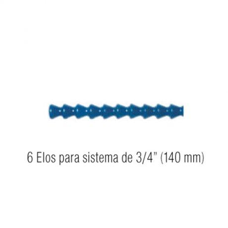 Jogo Elos de Tubo 2-M - Fixoflex