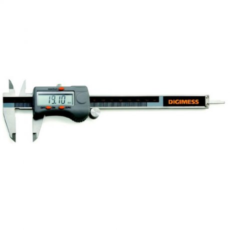 Paquímetro Digital - 150mm - 100.174BL - Digimess