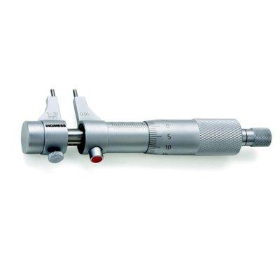 Micr�metro Interno Tipo Paqu�metro - 125-150mm - Leit. 0,01mm - Digimess