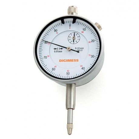 Relógio comparador (Mostrador 78mm) - 0-100mm - Digimess - 121.324