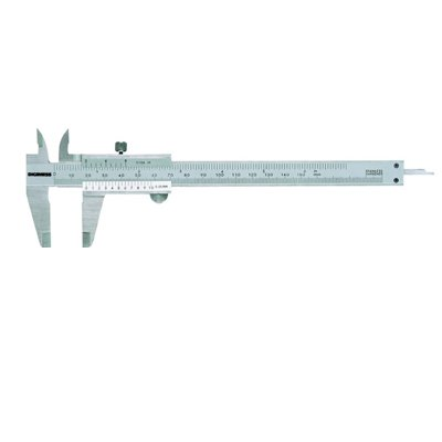 Paqu�metro Universal Quadrimensional - 150mm - Leit. 0,05mm - Digimess