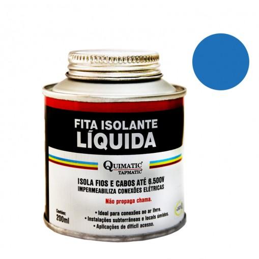 Fita Isolante L�quida - 200ml - Tapmatic