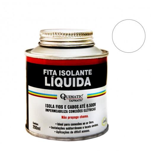 Fita Isolante Líquida - 200ml - Tapmatic