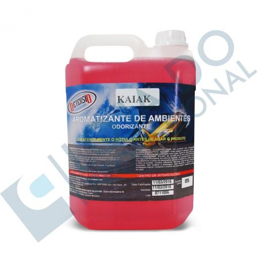 Odorizador Fragância Kaiak (Cheirinho) - 5 litros - Detersid