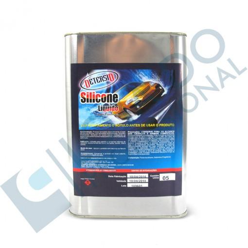 Silicone L�quido - 5 litros - Detersid