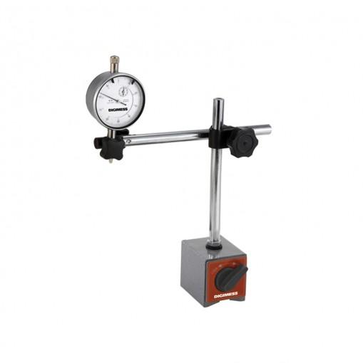 Suporte de Medição com Base Magnética -  Sem ajuste fino - 270.239 - Digimess
