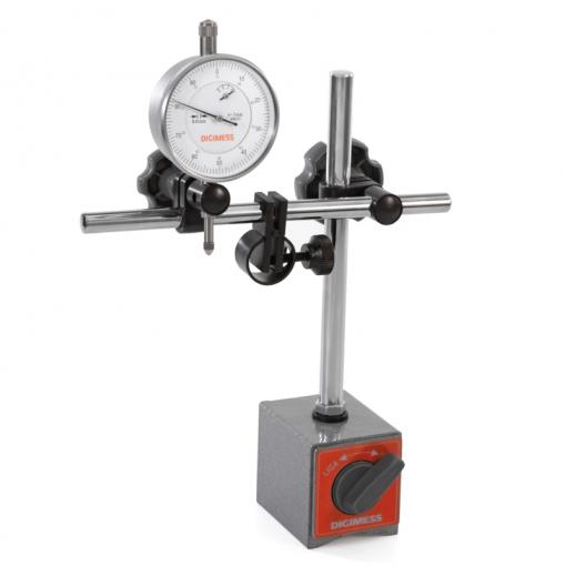Suporte Magnético - Com ajuste fino - 270.240 -  Digimess