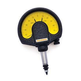 Relógio Comparador Tipo Meia Lua - Digimess - 121.334