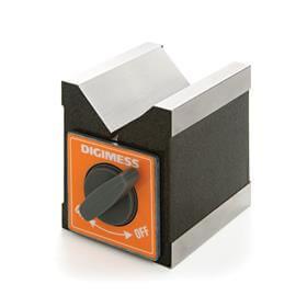 Blocos em V Magnéticos- Ø10-50mm Individual - Digimess - 310.102