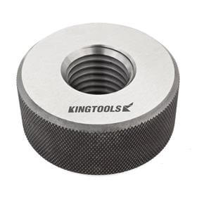 Calibrador de Rosca Anel Passa (M)-6G M2,5x0,45 - Kingtools