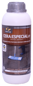 Cera Especial LP - 1 Litro - Pisoclean