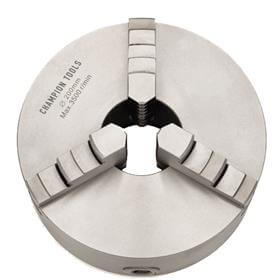 Placa para Torno com 3 Castanhas Universais (Ferro Fundido) - 315mm - Champion Tools