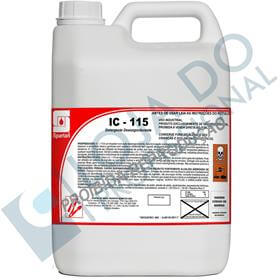 Detergente Desengordurante - IC-115 - 5 Litros - Spartan