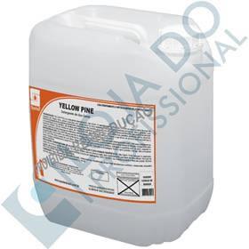 Yellow Pine - 20 Litros - Detergente Desengraxante em Gel - Spartan