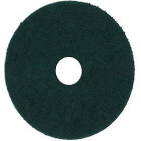 Disco limpador verde - 510mm - Bralimpia