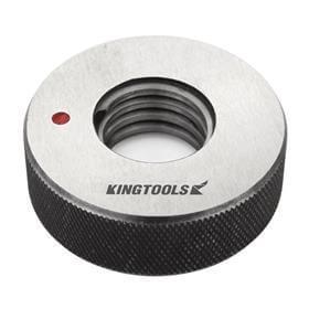 Calibrador de Rosca Anel Não-Passa (M)-6G M8x1,25 - Kingtools