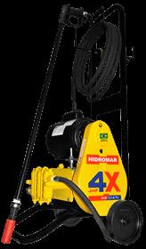 Lavadora Profissional para Lava Rápidos 450PSI - 1HP - Hydronlubz