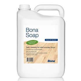 Limpador Bona Soap - 5 litros - Bona