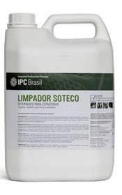 Limpador Soteco - Detergente para Extratoras
