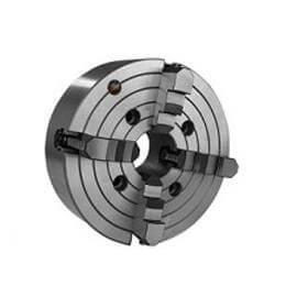 Placa para Torno com Quatro Castanhas Independentes (Ferro Fundido) - 200mm - Champion Tools