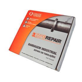 TapeRepair Bandagem Industrial - 10cmx9m de Ø5
