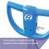 Lavadora e Enceradeira Low Speed 440mm - Bralimpia