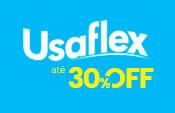 Usaflex Feminino 30% OFF