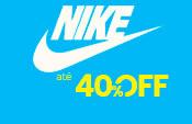 Calçados Nike com Descontos Especiais