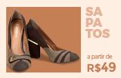 Sapatos Femininos ótimos Preços