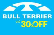 Bull Terrier até 30% OFF