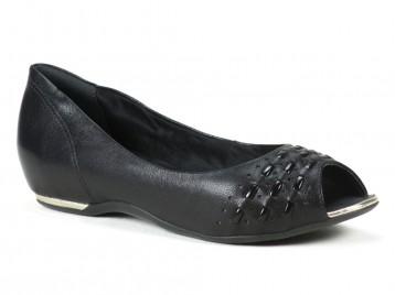 Imagem - Sapato Comfortflex Peep Toe