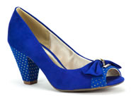 Sapato Azaleia Peep Toe