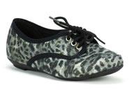 Sapato Molekinha  Animal Print 2056.511