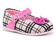 Sapato Meli  Rosa 082