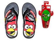 Chinelo Grendene Angry Birds Dedo