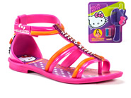 Sandalia Grendene Hello Kitty