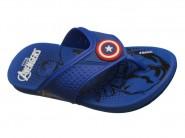 Chinelo Grendene Dedo Capitão America Avengers Super Flop