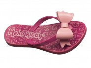 Chinelo Grendene Dedo Hello Kitty
