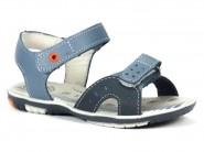 Sandalia Kidy Azul Jeans Marinho 069.0217
