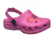 Sandalia Luelua Clog Pink 853