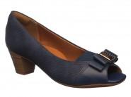 Sapato Campesi Peep Toe