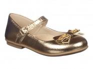 Sapato Meli Dourado 497