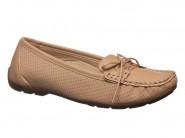 Sapato Modare Mocassim Nude 7035.318